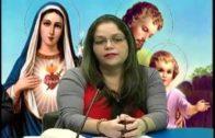 CAMINHANDO COM MARIA 25 DE JULHO TEMA:  PROVAÇÕES DA VIDA