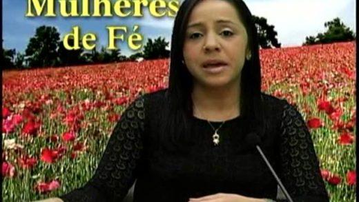 MULHERES DE FÉ 12 DE SETEMBRO COM VANESSA TORRES
