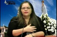 CAMINHANDO COM MARIA 23 DE JANEIRO
