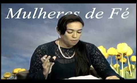 MULHERES DE FÉ 27 E 28  DE NOVEMBRO COM MORGANA KELSON