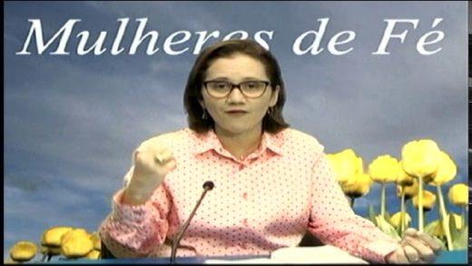 MULHERES DE FÉ 04 E 05 DE DEZ COM CLÁUDIA OLIVEIRA